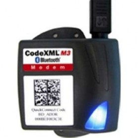 BTHDG-M3-R0-C0 - CodeXML® M3 Bluetooth® Modem completo di Cavo USB 1.83m