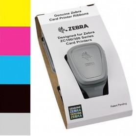 800300-350EM - Ribbon Colore YMCKO per Stampanti Zebra ZC100 & ZC300 - 200 Stampe
